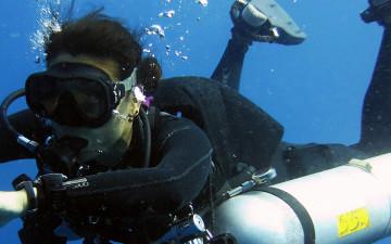1. PADI Tec Sidemount Diver