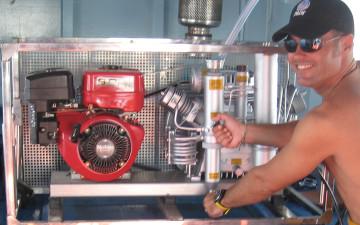 7. PADI Gas Blender