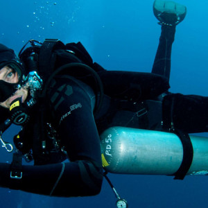 8. PADI Tec Sidemount Instructor