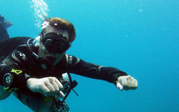 9. PADI Sidemount Instructor